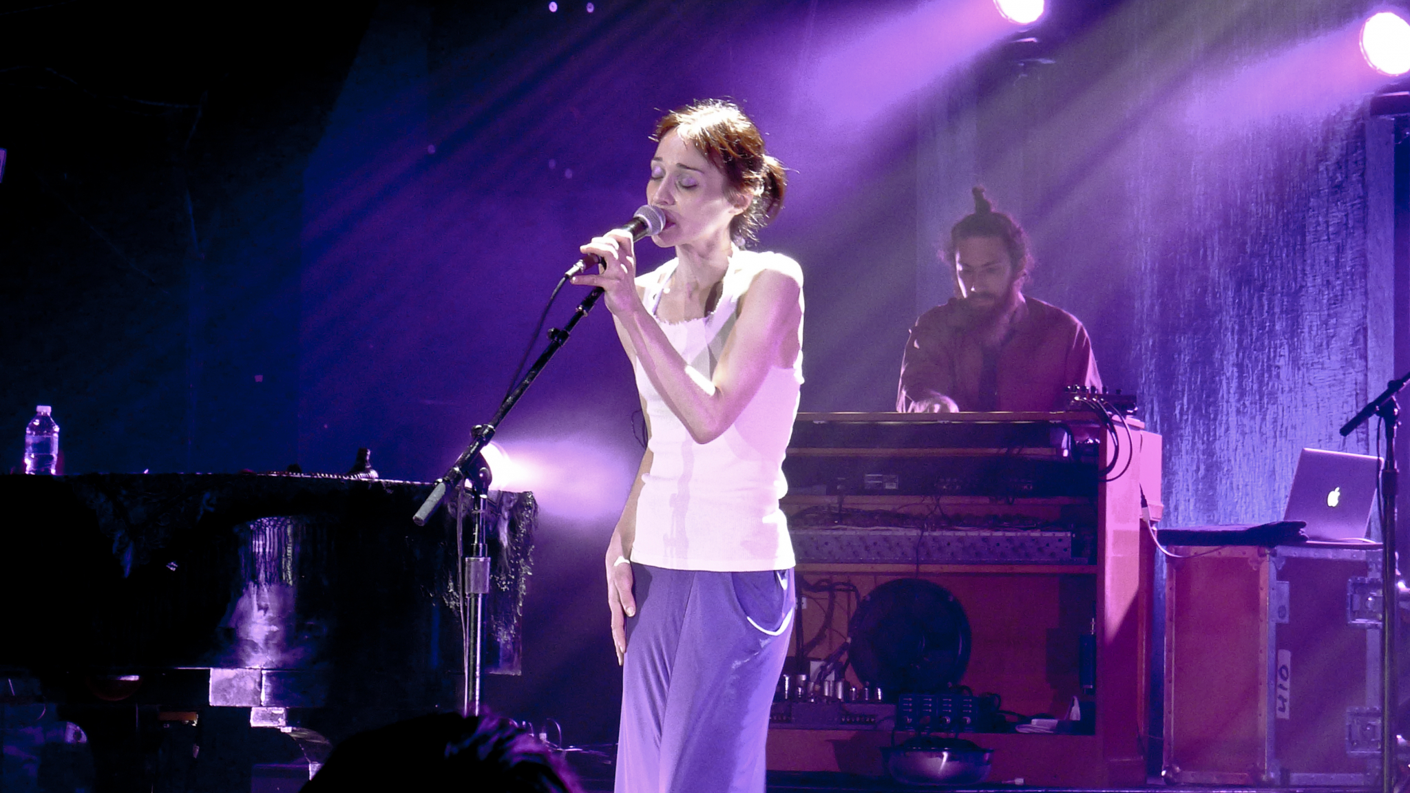 Fiona Apple In HQ