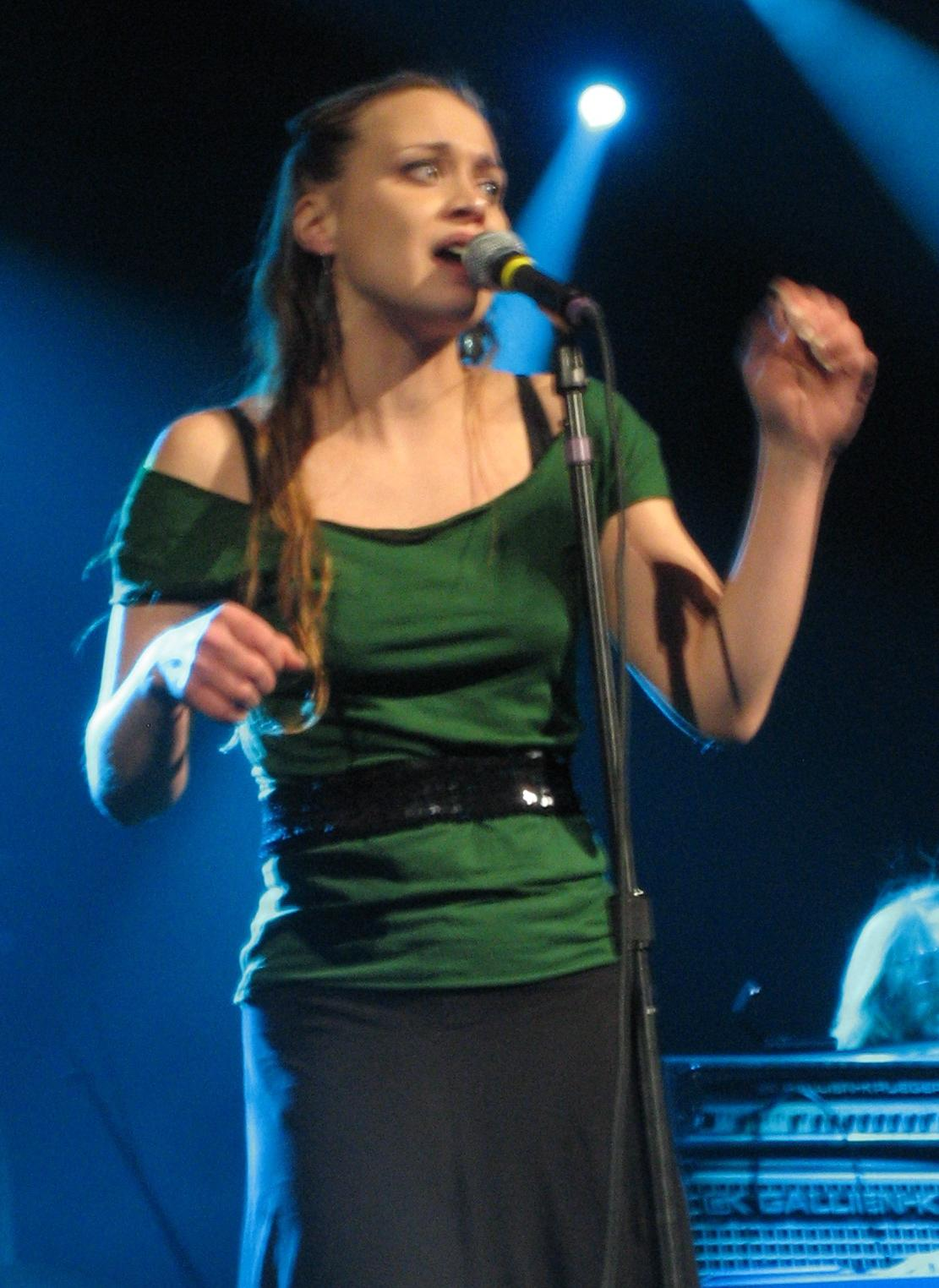 Fiona Apple Photos