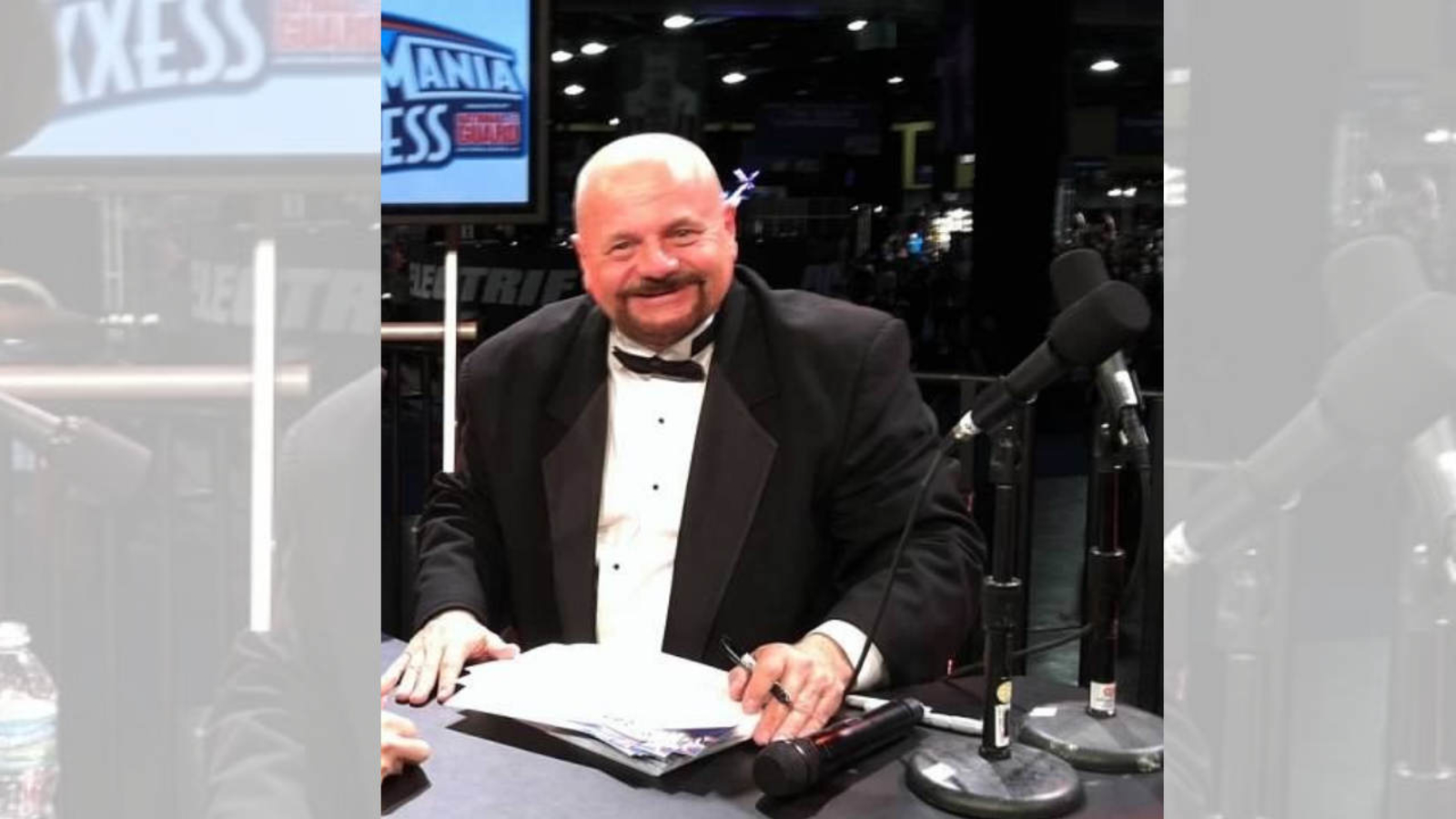 Howard Finkel Photos