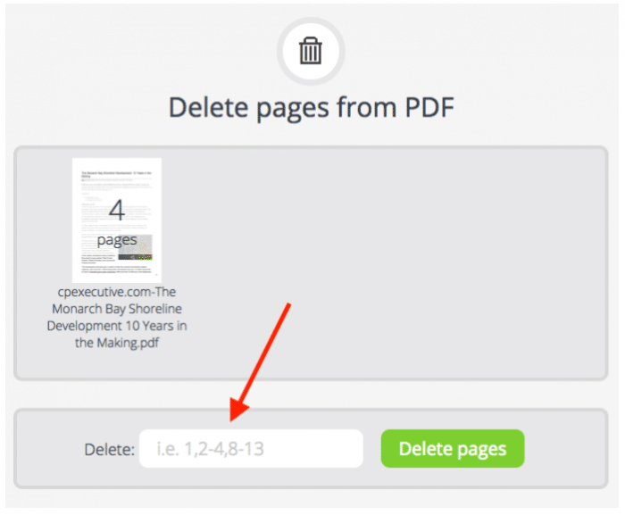 4 Easy Steps to Delete Pages from PDF Right Away