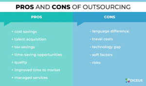 Pros and cons of software development